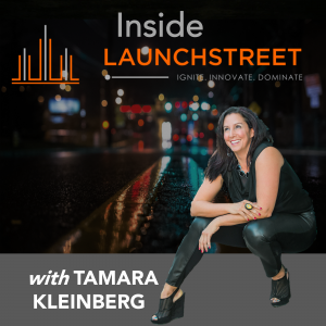 best business podcasts Inside LaunchStreet