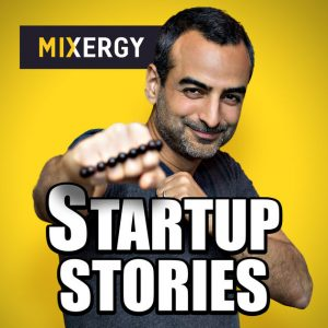 best business podcasts Mixergy