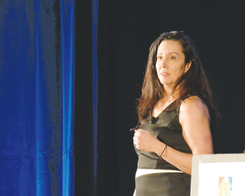 Innovation Keynote Speaker Tamara Kleinberg