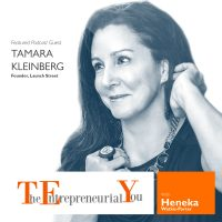 The Entreprenurial You Tamara Kleinberg