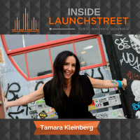Inside LaunchStreet business podcast innovation podcast Q&A