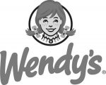 Wendy's logo with girl face