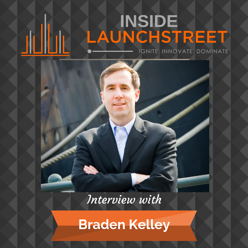 Inside LaunchStreet Braden Kelley business podcast innovation podcast