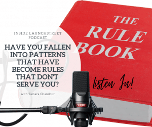 podcast rule book